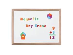 CRESTLINE PRODUCTS WOOD MAGNETIC DRYERASE BOARD 18X24