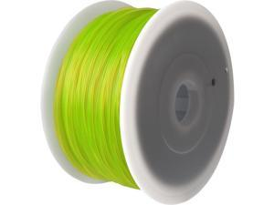 Flashforge 3D-FFG-ABSYW ABS Filament, 1.75mm, Yellow
