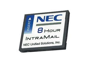 NEC 1091011 DSX INTRAMAIL 4 PORT 8 HOUR VOICEMAIL