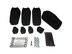 KVH ROOF MOUNT KIT FOR A7/A9 DIRECT ROOF INSTALLATIONS 72-0151-01