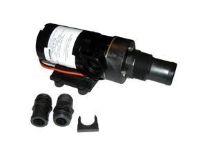 RARITAN ENGINEERING RARITAN MACERATOR PUMP 12VDC W/ BARB ADAPTER 5310012