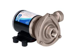 JABSCO LOW PRESSURE CYCLONE CENTRIFUGAL PUMP 12V 50840-0012
