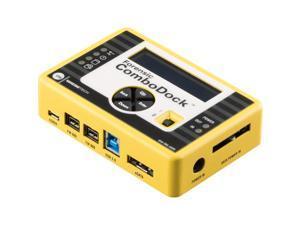 Wiebetech Forensic Combodock V5.5 Drive Dock - Firewire/I.Link 800 Usb 3.0 Esata Host Interface External