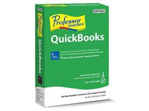 Individual Software Professor Teaches Quickbooks