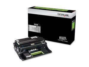 Lexmark 50F0Z00 Lexmark 500Z Black Return Program Imaging Unit - 60000 Page Black - 1 Pack - OEM