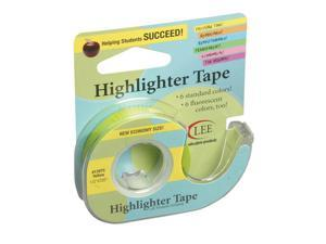 LEE PRODUCTS COMPANY (6 RL) REMOVABLE HIGHLIGHTER TAPE 13975BN