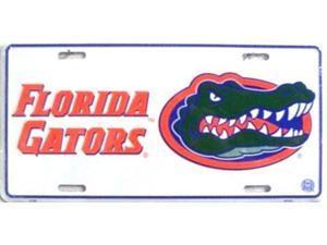 Florida Gators Metal License Plate