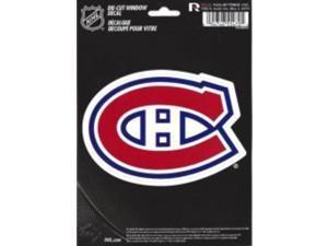 Montreal Canadiens Die Cut Vinyl Decal