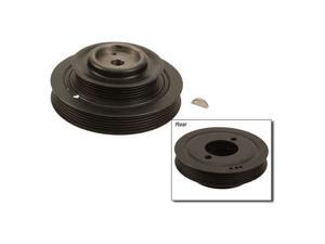 Dorman W0133-1650984 Engine Crankshaft Pulley for Hyundai / Kia