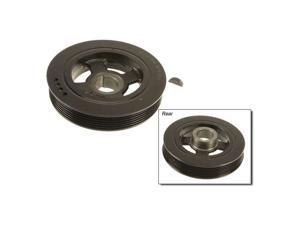Dorman W0133-1960845 Engine Crankshaft Pulley for Hyundai / Kia / Genesis