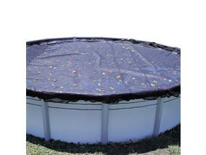 18 ft Round Above Ground Pool Leaf Cover