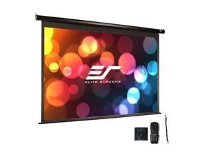 "Elite Screens ELECTRIC125H-AUHD Spectrum Series 125"" 16:9 Projection Screen"
