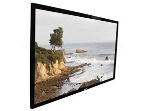 "Elite Screens SableFrame ER150WH2 Fixed Frame Projection Screen - 150"" - 16:9 - Wall Mount"