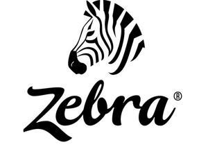 "Zebra 02000CT11007 Wax Ribbon, 4.33"" Wide x 244' Length, Zd420 Cartridge, 6 Cartridges Per Case, Priced Per Case"