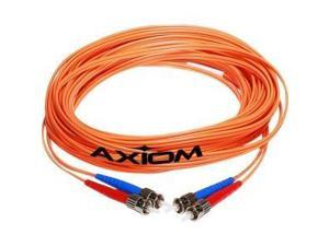 Molded M snagless RJ-45 UTP CAT 6a Axiom C6AMB-G10-AX Patch Cable IEEE 802.3an to RJ-45 Stranded M Gray - 10 ft