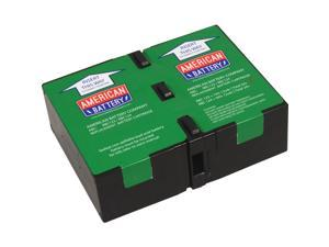 American Battery RBC123 Replacement Battery Cartridge For Apc Ups Units