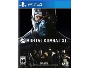 Take-two Interactive Software 1000588321 Mortal Kombat Xl Ps4