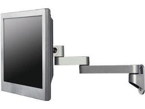 Innovative Wall Mount for Touchscreen Monitor, Flat Panel Display