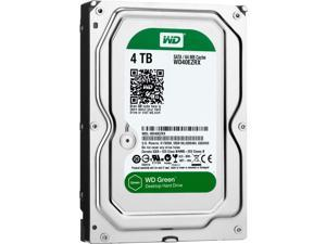 Western Digital New With Standard Mfg Warranty. Wd Green 4Tb 5400Rpm (lipower) Sata6Gbps 64Mb Buffer 3.5 Inch Desktop Hard Disk Drive