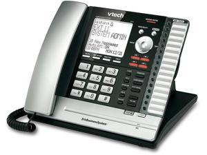 Vtech UP416 Expandable Corded Phone with Clock & Date Display