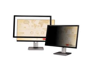 3M-Commercial Tape Div. PF195W9 Privacy Filter For Widescreen Desktop Monitor 19.5 in.