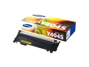 Yellow Toner Cartridge for Samsung CLT-Y404S Xpress C430W, Xpress C480FW, Genuine Samsung Brand