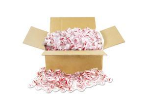 Office Snax OFX00601 Candy Tubs, Peppermint Puffs, 10 Lb Value Size Box