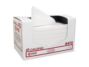 Chix Sports Towel 14X12 White 6/100S