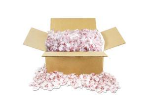 Office Snax OFX00602 Candy Tubs, Starlight Peppermints, 10 Lb Value Size Box
