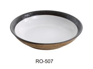 """Yanco RO-507 ROCKEYE 7"""" Salad/Soup Bowl 14 OZ"""