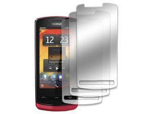 EMPIRE Nokia 700 3 Pack of Mirror Screen Protectors [EMPIRE Packaging]