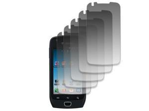 Clear Screen Protector Cover, Samsung Exhibit 4G, 5-Pack