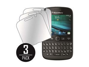 Blackberry 9720 Mirror Screen Protector Cover, MPERO Collection 3 Pack of ...