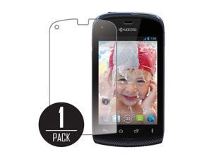 Hydro Screen Protector Cover, MPERO Collection Clear Screen Protector for Kyocera Hydro C5170