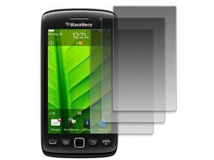EMPIRE 3 Pack of Screen Protectors for RIM BlackBerry Torch 9850