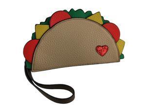 Taco Bout Love Food Friendly Taco Shaped Purse w/Removable Wrist Strap
