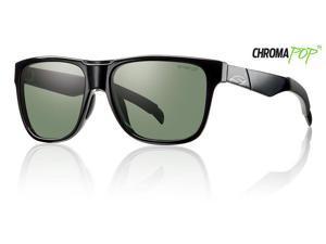 Smith Lowdown LDRPGNBK ChromaPop Sunglasses