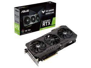 Video Card ASUS TUF Gaming GeForce RTX 3070 Ti 8GB GDDR6X TUF-RTX3070TI-O8G-GAMING