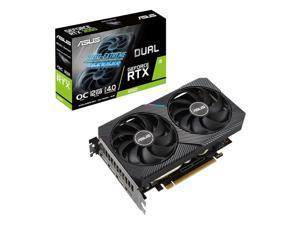 Video Card ASUS Dual GeForce RTX 3060 12GB GDDR6 DUAL-RTX3060-O12G-V2