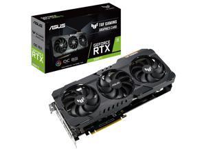 Video Card ASUS TUF Gaming GeForce RTX 3060 Ti 8GB GDDR6 TUF-RTX3060TI-O8G-V2-GAMING