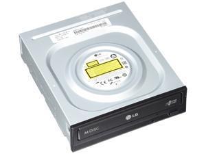 LG Electronics GH24NSC0R 24X SATA Super-Multi DVD Internal Rewriter