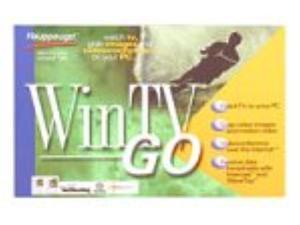 HAUPPAUGE WinTV PCI TV Tuner Card 190 for Windows PC Computers