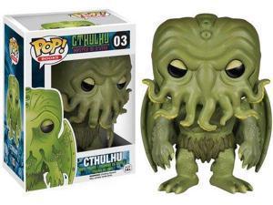 Funko POP Literature: HP Lovecraft Cthulhu Action Figure