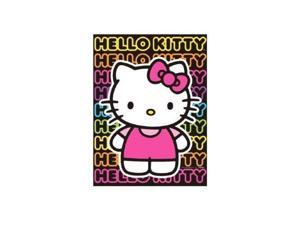 ebd72e0af Hello Kitty 'Neon Tween' Paper Tablecover ...