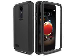 FOR LG REBEL 3 LTE L157BL | BLACK WALLET FLIP CARD SLOT CASE STAND COVER -  Newegg com