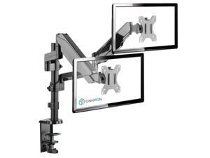 ONKRON Monitor Desk Mount for 13 to 27-inch LCD LED OLED Screens up to 14.3 lbs