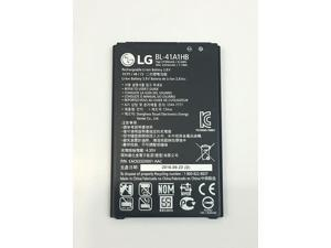 LG Li-ion Cell Phone Battery 2100mAh BL-41A1HB 3.8V 1ICP5/48/73 for Boost Mobile , Sprint, Virgin LG Tribute HD LS676, LG X STYLE L56VL Tracfone, LG Style L53BL Tracfone, EAC63319901 LLL