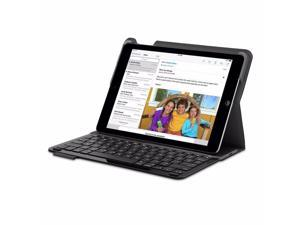 Logitech Type+ Protective Case with Integrated Keyboard for Apple iPad Air, Black