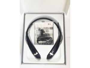LG Tone PRO HBS-760 Wireless Headset with HD Voice  Noise & Echo Cancellation - BLACK