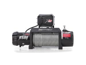 Smittybilt XRC-9.5K Waterproof Winch Gen2 97495